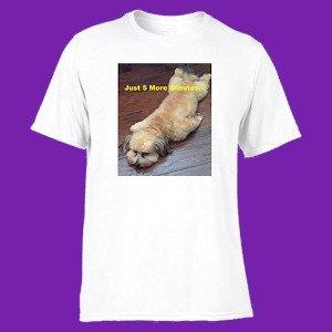 Creature Concierge - Pet Personalized Mens T-Shirt
