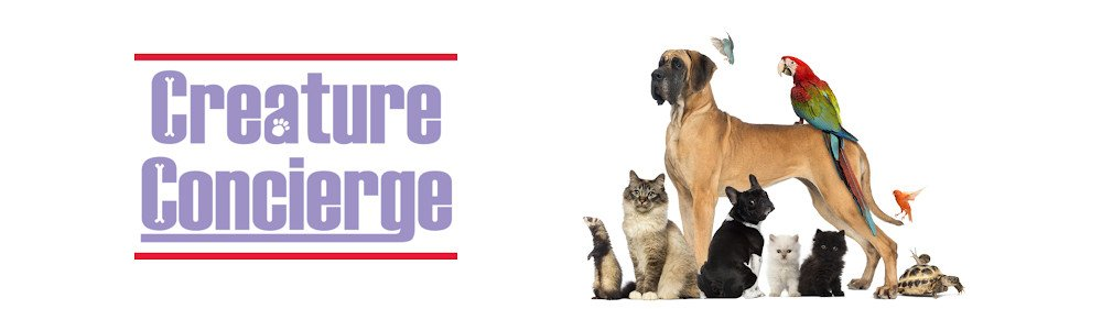 Creature Concierge Pet Services Dallas